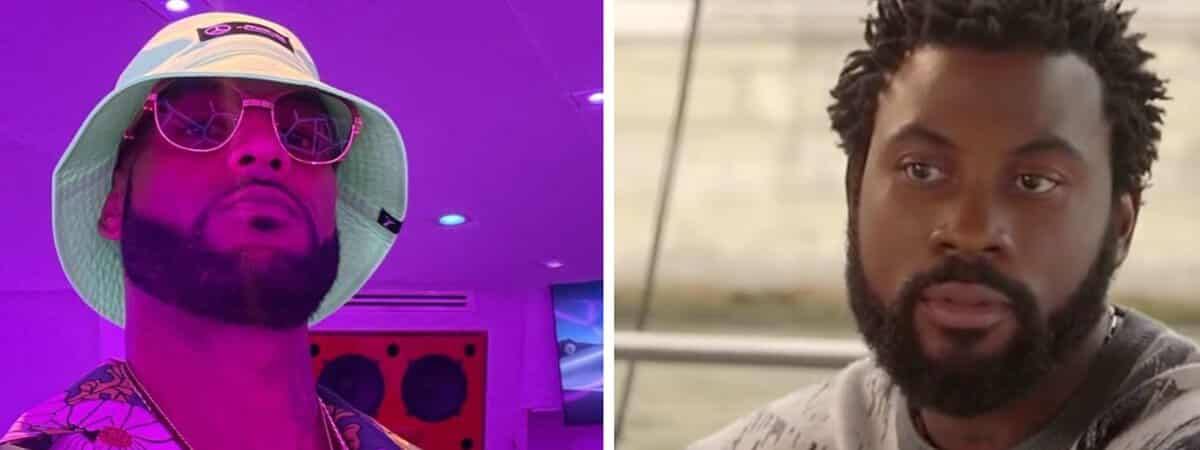 Booba et Damso réunis sur un morceau mash-up de «Ultra» et «Passions» !