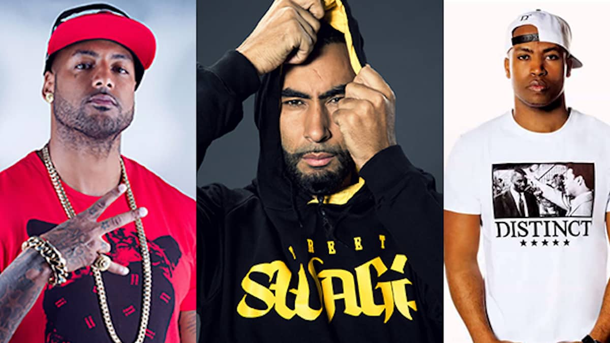 Booba, La Fouine, Gims: comment les rappeurs choisissent leur nom de scène ?