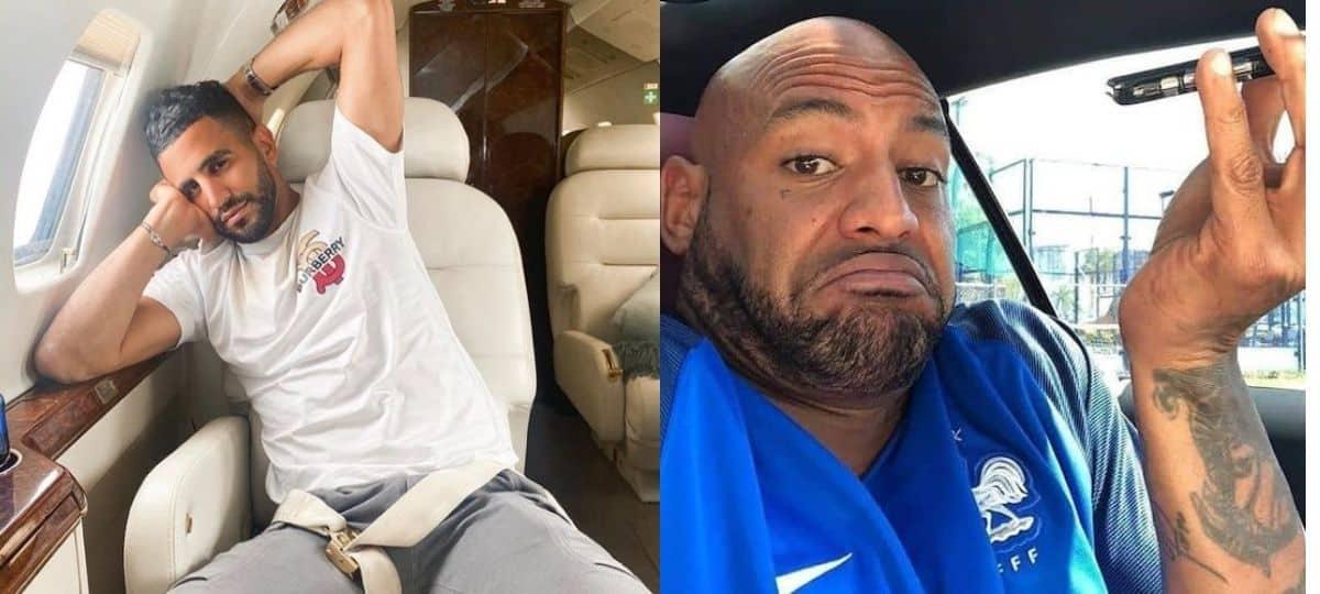 Booba: le footballeur Riyad Mahrez reprend son tube «Mona Lisa» !