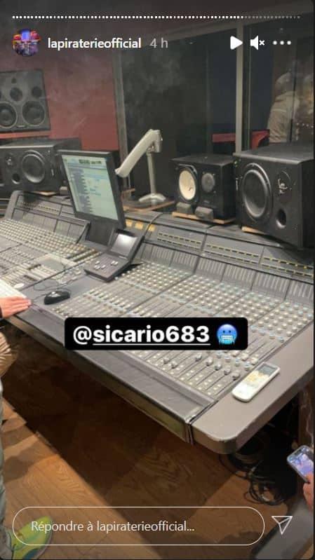 Booba: le rappeur de retour en studio pour enregistrer un nouveau hit ?
