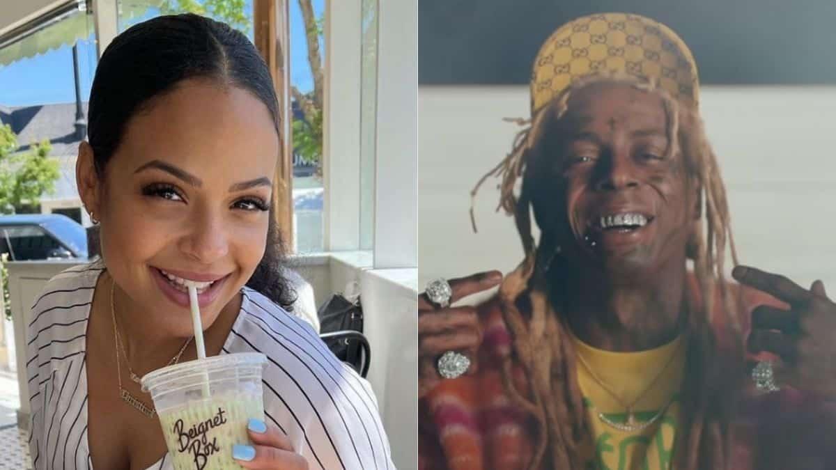 Christina Milian: sa relation secrète avec la star du rap Lil Wayne !