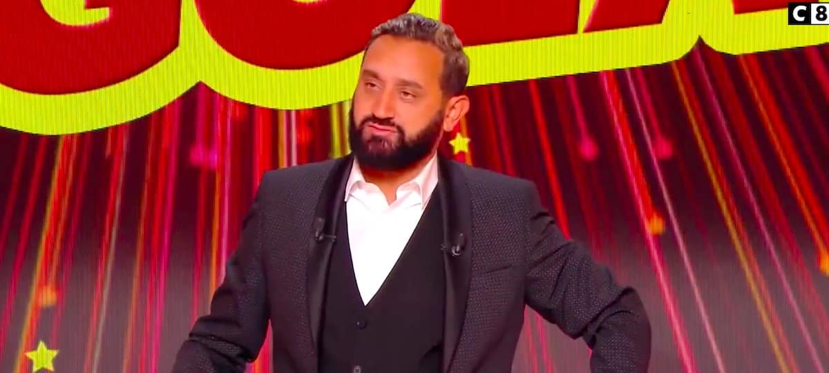 Cyril Hanouna (TPMP) ultra fan de la blague déjantée d'Alban Ivanov !