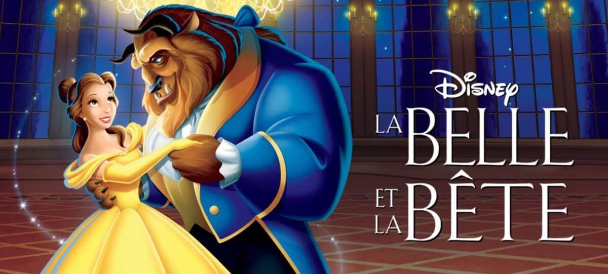 """Disney+: Le chef d'œuvre de """"La Belle et la Bête"""" fête ses 30 ans !"""