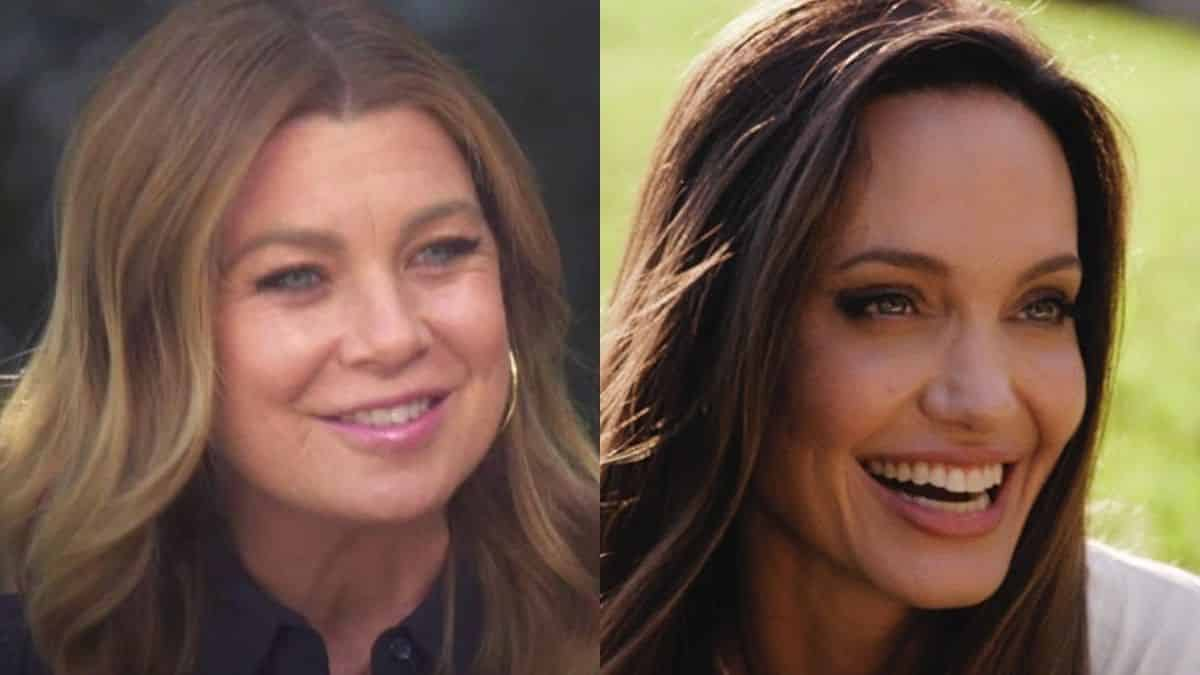 Ellen Pompeo (Grey's Anatomy) aide Angelina Jolie avec son divorce !