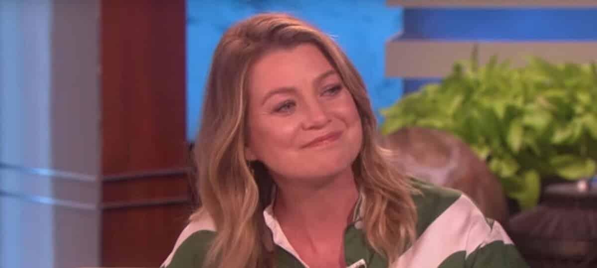 Ellen Pompeo (Grey's Anatomy) son tendre message à Gigi Bryant
