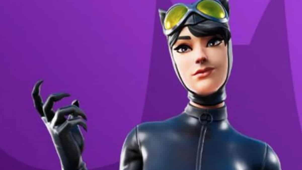 Fortnite - comment obtenir la superbe skin de Catwoman Zero ?