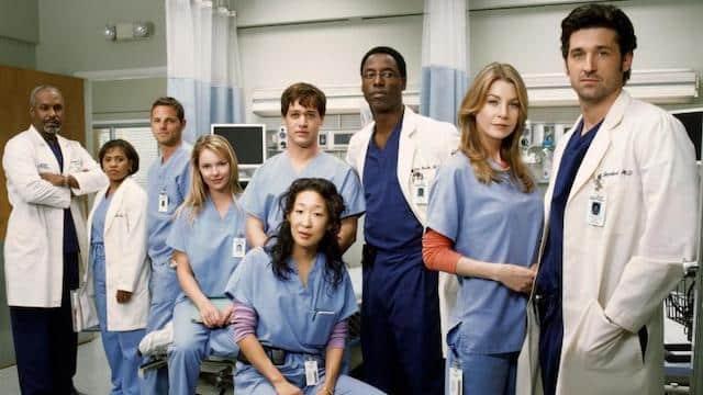 Grey's Anatomy: 4 couples qui auraient pu exister dans la série !