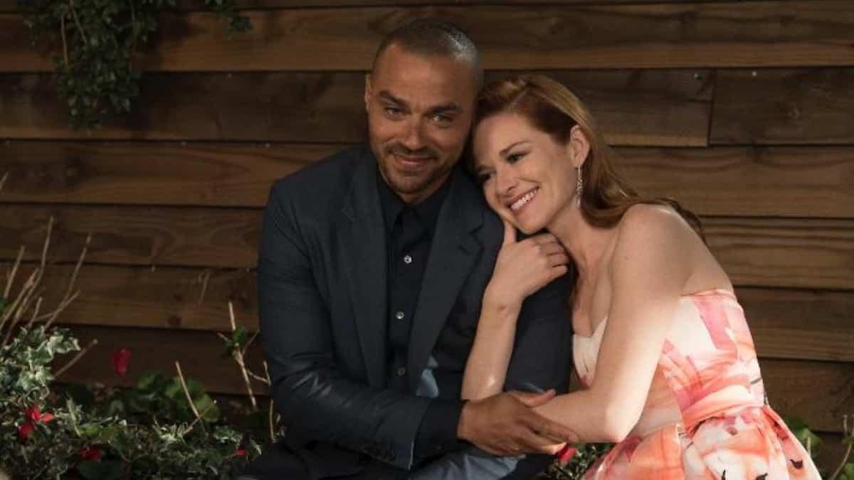 Grey's Anatomy: Sarah Drew veut une meilleure fin pour April et Jackson ?