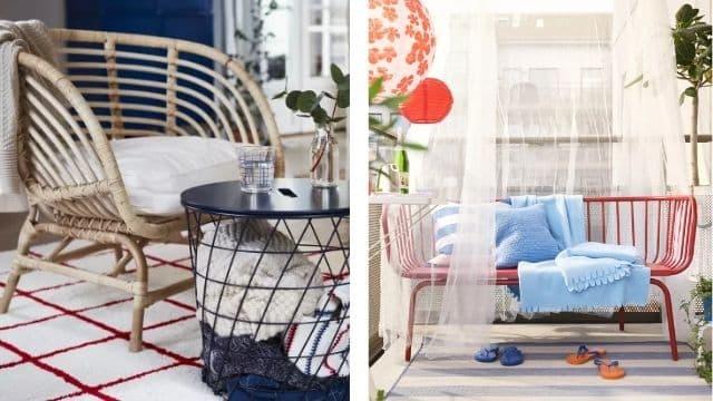 Ikea: Top 5 des pièces à avoir pour décorer son jardin ou sa terrasse !