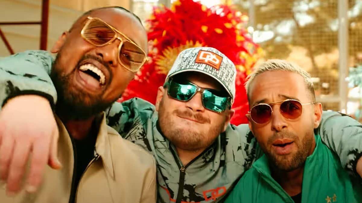 """Jul: son hit """"La Seleçao"""" avec Naps et Alonzo cartonne sur Apple Music !"""