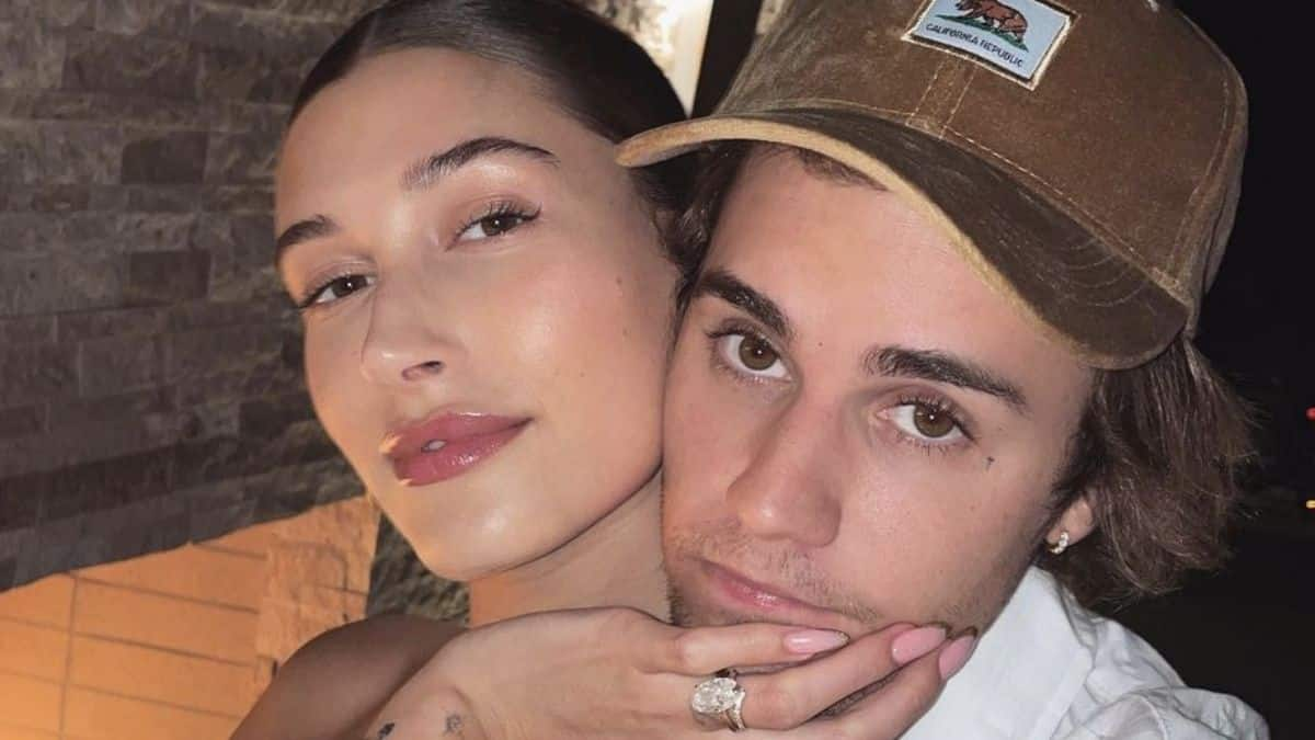 Justin Bieber Hailey Baldwin prouve qu'elle est sa plus grande fan !