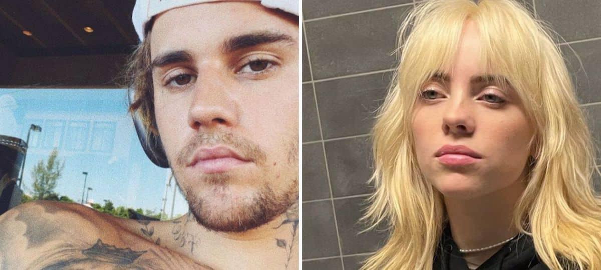 Justin Bieber réalise le rêve de Billie Eilish en remixant «Bad Guy» !