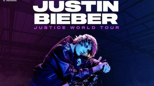 Justin Bieber révèle les nouvelles dates de son «Justice World Tour» !