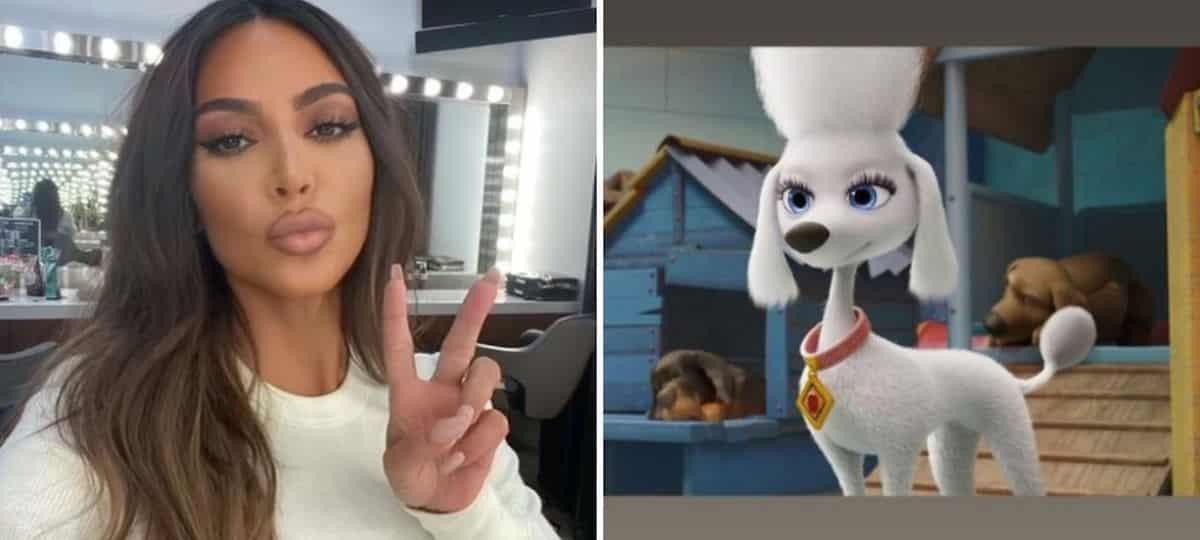 Kim Kardashian dévoile enfin son personnage dans Pat' Patrouille !