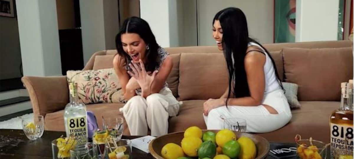 Kim Kardashian: Kendall Jenner lui annonce ses fausses fiançailles !