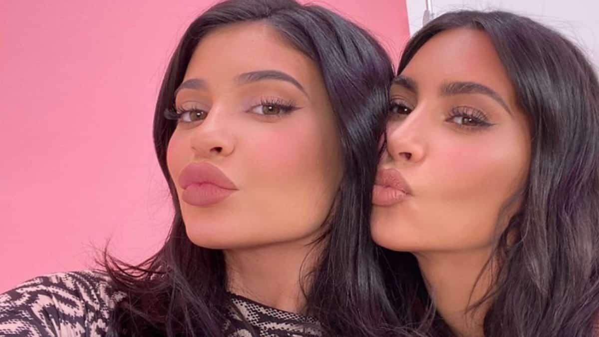 Kylie Jenner: sa sœur Kim Kardashian dévoile sa nouvelle collection néon !