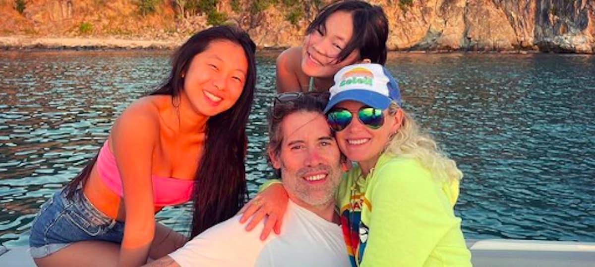 Laeticia Hallyday: sa fille Jade est une grande fan de Kim Kardashian ?