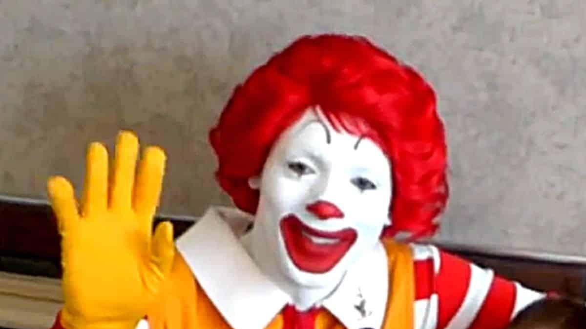 Le saviez-vous: pourquoi McDonald's a choisi un clown comme mascotte ?