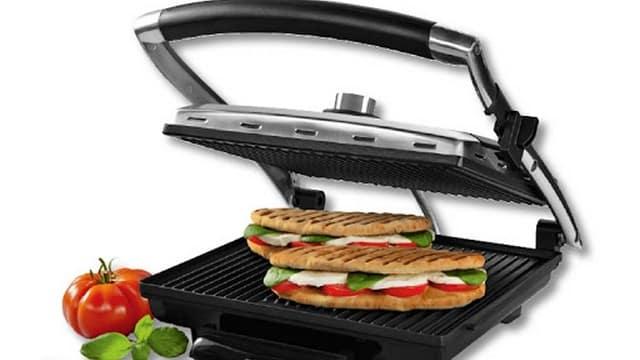 Lidl lance son appareil à panini pour cuire de délicieux sandwichs !