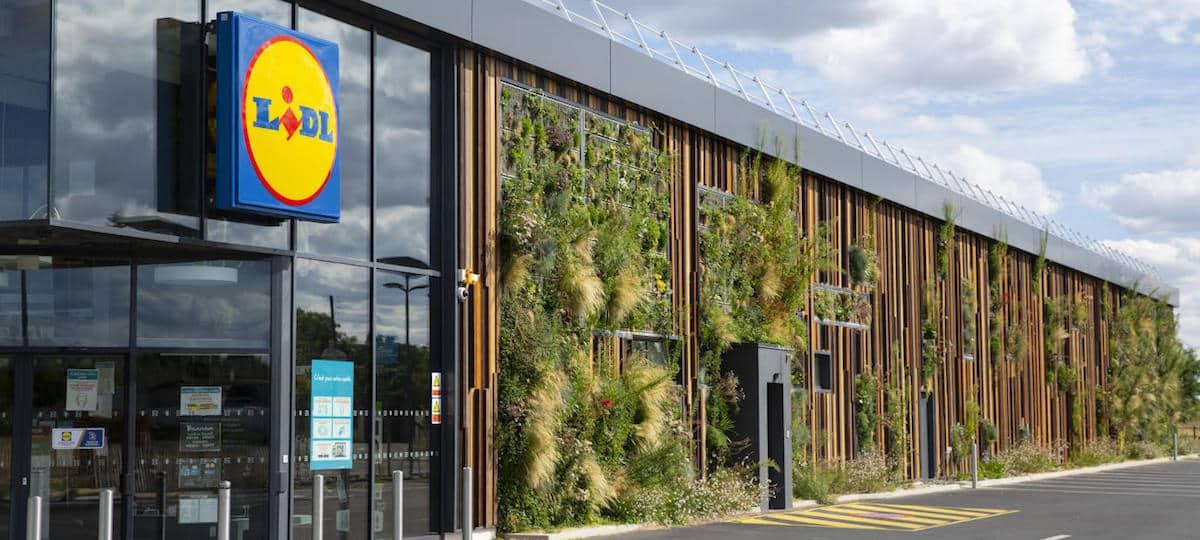 Lidl s'engage à développer une alimentation durable pour tous !