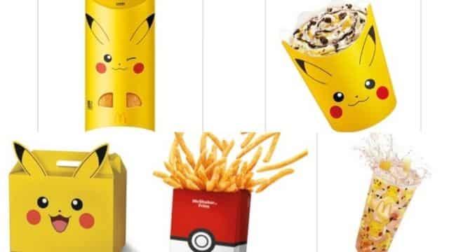 McDonald's dévoile son incroyable thème sur Pokémon à Hong Kong !