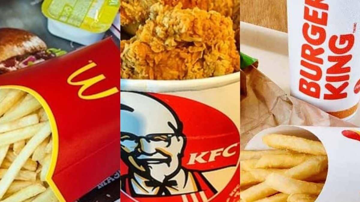 McDonald's, KFC et Burger King: quel fast-food a les meilleurs nuggets ?