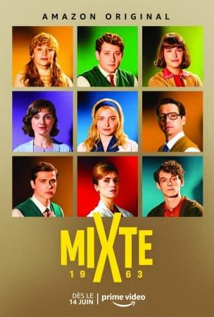 Amazon Prime dévoile le trailer de la nouvelle série française «Mixte» !