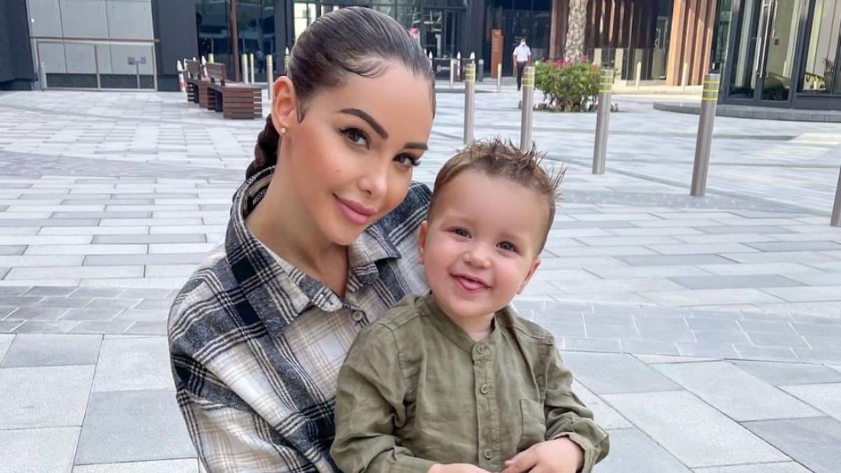 Nabilla ultra complice et aux anges avec son fils sur Instagram !