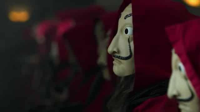 """Netflix: 10 faits très étonnants sur la série """"La Casa de Papel"""" !"""