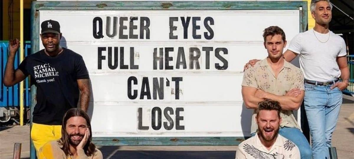 Netflix annonce la fin du tournage du show «Queer Eye» saison 6 !