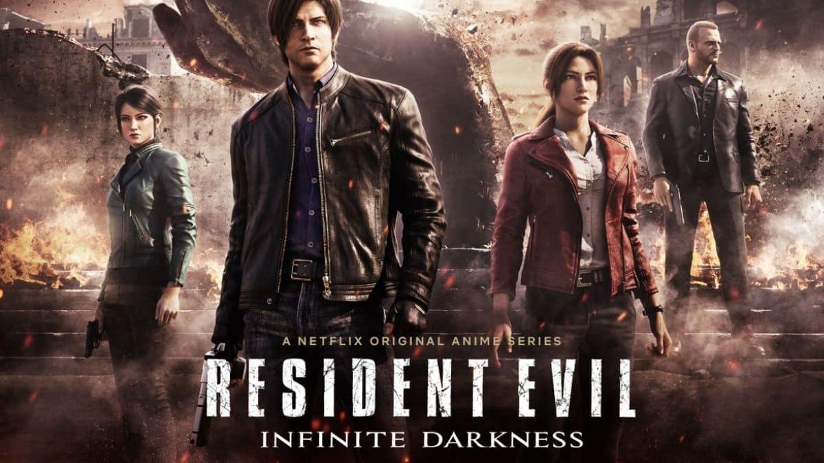 "Netflix: le film « Resident Evil : Infinite Darkness"" débarque bientôt !"