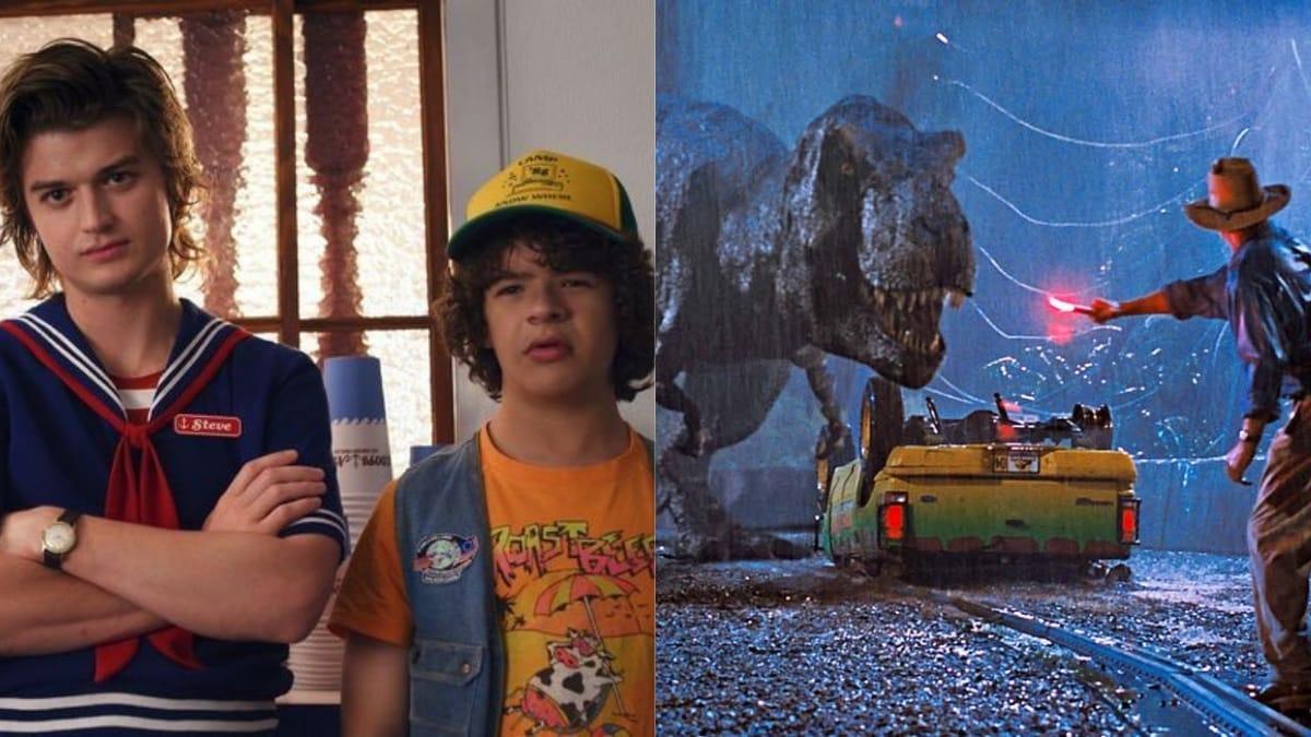 Netflix: TOP 4 des points communs entre Stranger Things et Jurassic Park !