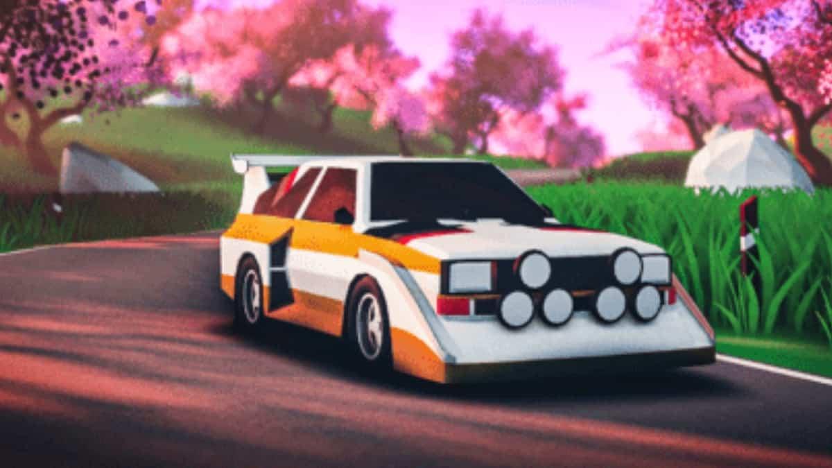 PS5: la sortie du jeu Art of Rally prévu pour l'été prochain !