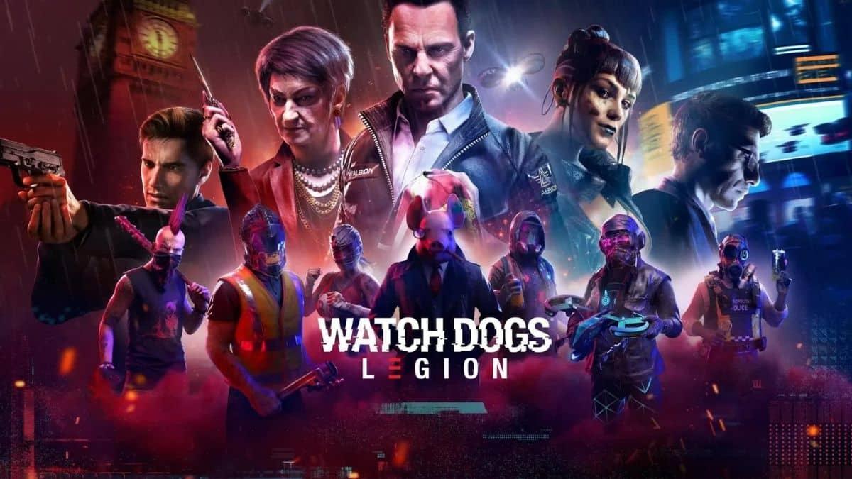 PS5: Watch Dog Legions débarque enfin sur la console !