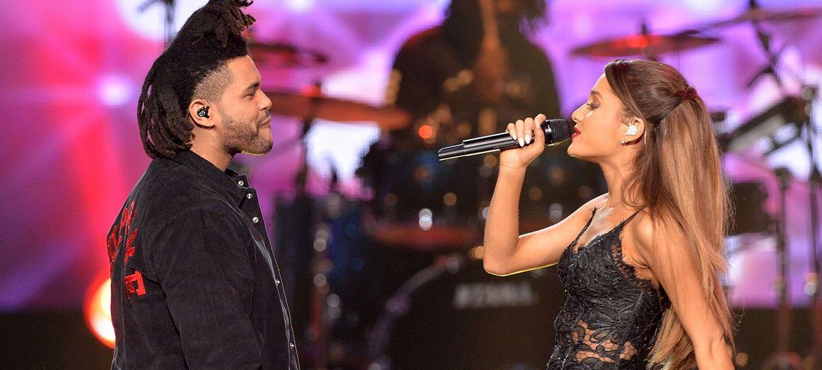 The Weeknd dévoile son nouveau remix de folie avec Ariana Grande !