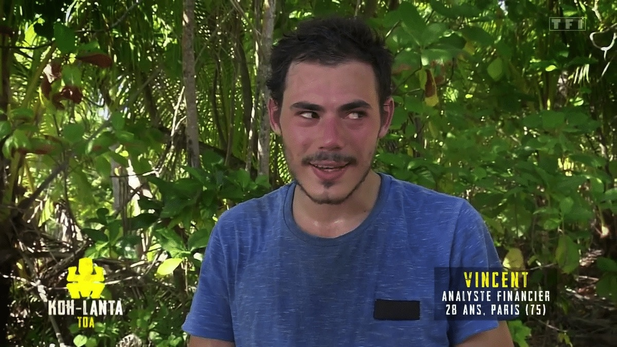 Vincent (Koh-Lanta) en guerre avec Myriam et Thomas ?