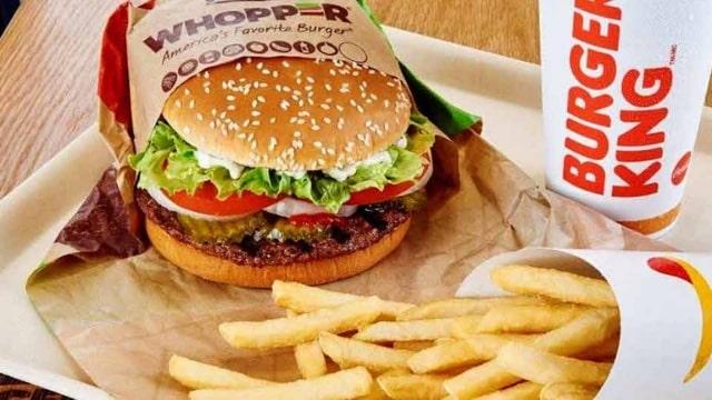 Alternance: Burger King cherche à se faire recruter par des étudiants !