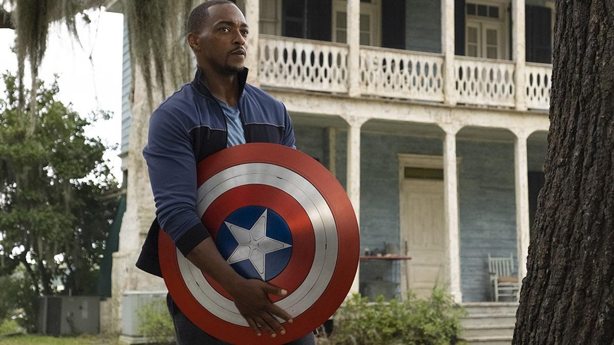 Anthony Mackie (Disney+) ne voulait pas devenir Captain America !