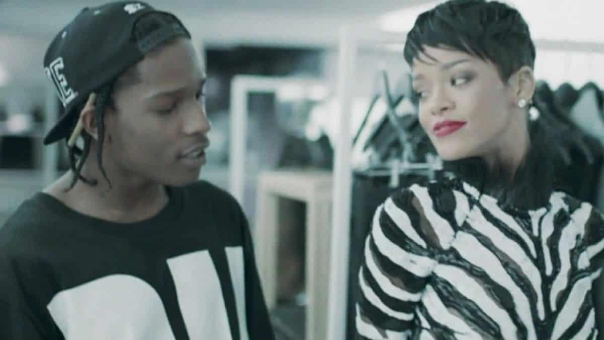 Asap Rocky veut se marier avec Rihanna c'est l'amour de ma vie !