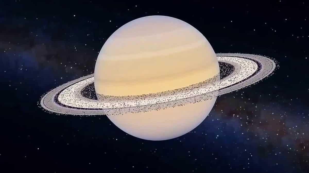 Astrologie: Saturne responsable de votre crise de votre crise avancée de la trentaine ?