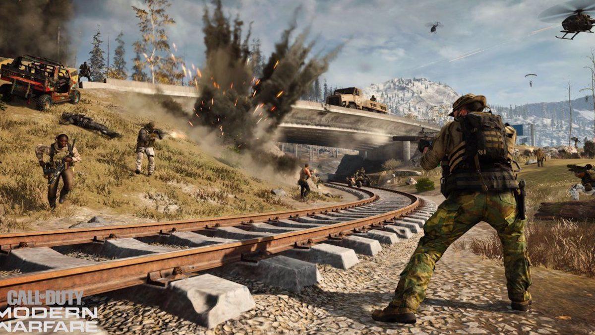 Call of Duty (PS5): Warzone corrige enfin le bug de la porte tueuse !