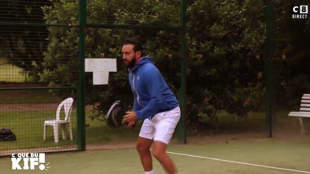 Cyril Hanouna (TPMP) dévoile un best-of émouvant à Roland Garros !