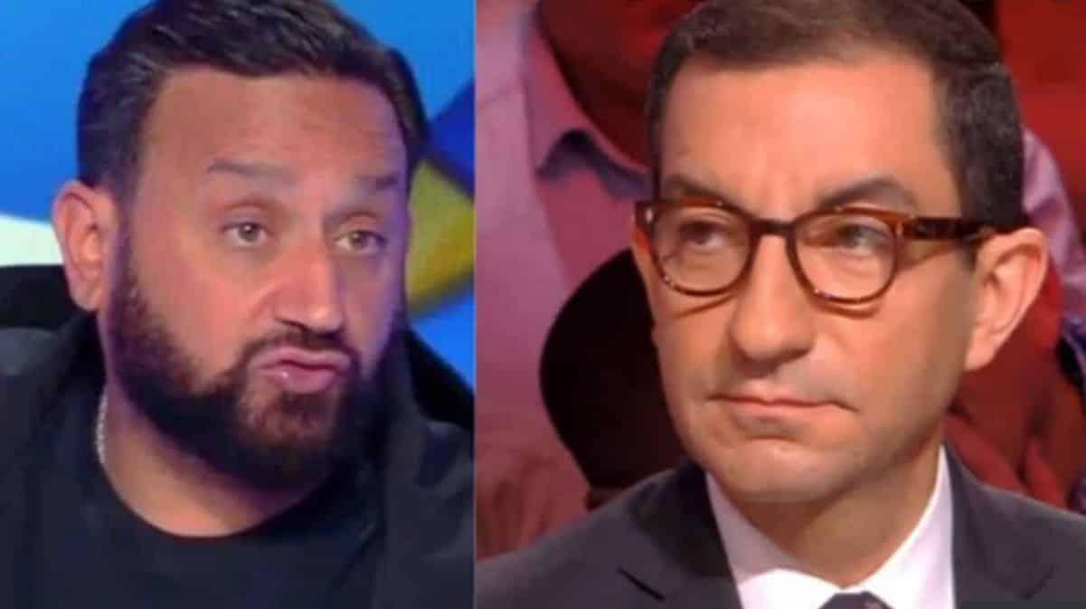 Cyril Hanouna (TPMP) en colère contre Jean Messiha «Tu es un abruti» !