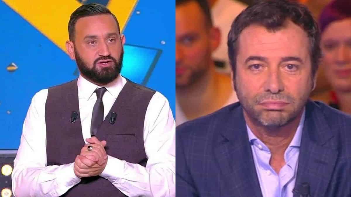 Cyril Hanouna (TPMP) menace Bernard Montiel d'être viré de l'émission !