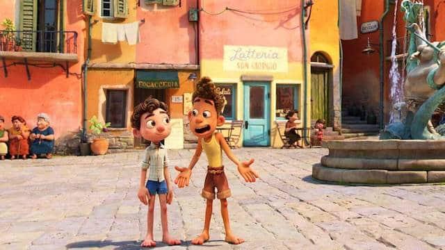 Disney+: Top 6 des belles leçons à retenir dans le dessin-animé Luca !