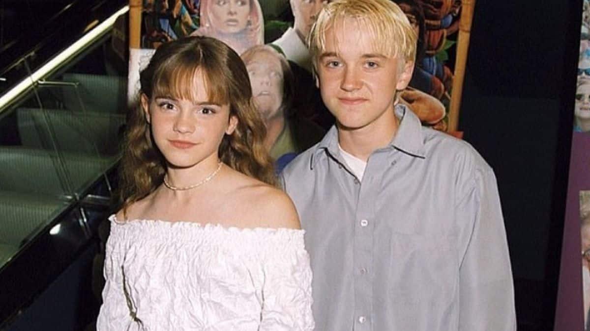 Emma Watson et Tom Felton en couple depuis la fin d'«Harry Potter»