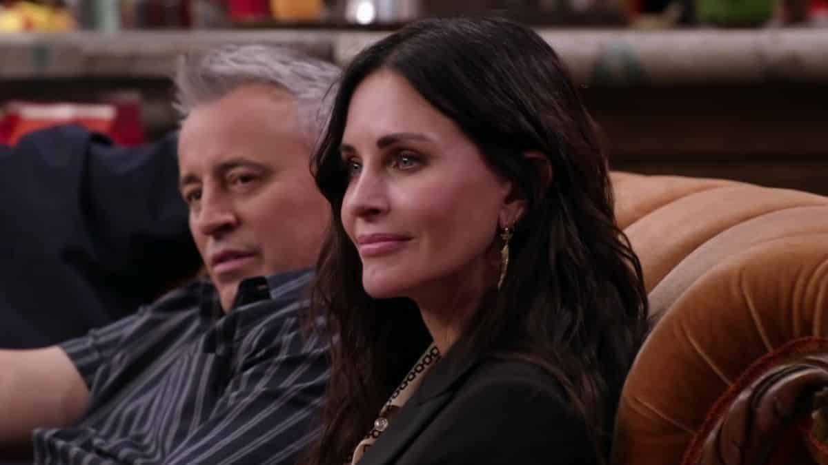 Friends The Reunion: un moment hyper bouleversant coupé au montage !