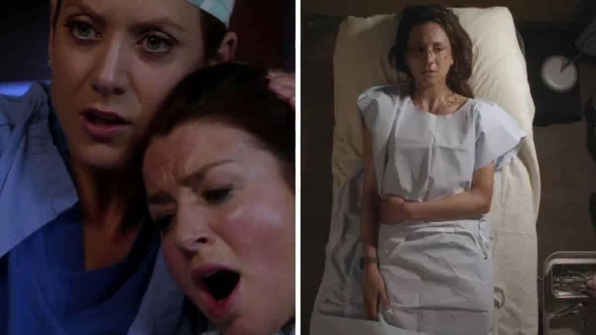 Grey's Anatomy: l'accouchement de Troian Bellisario digne de la série !