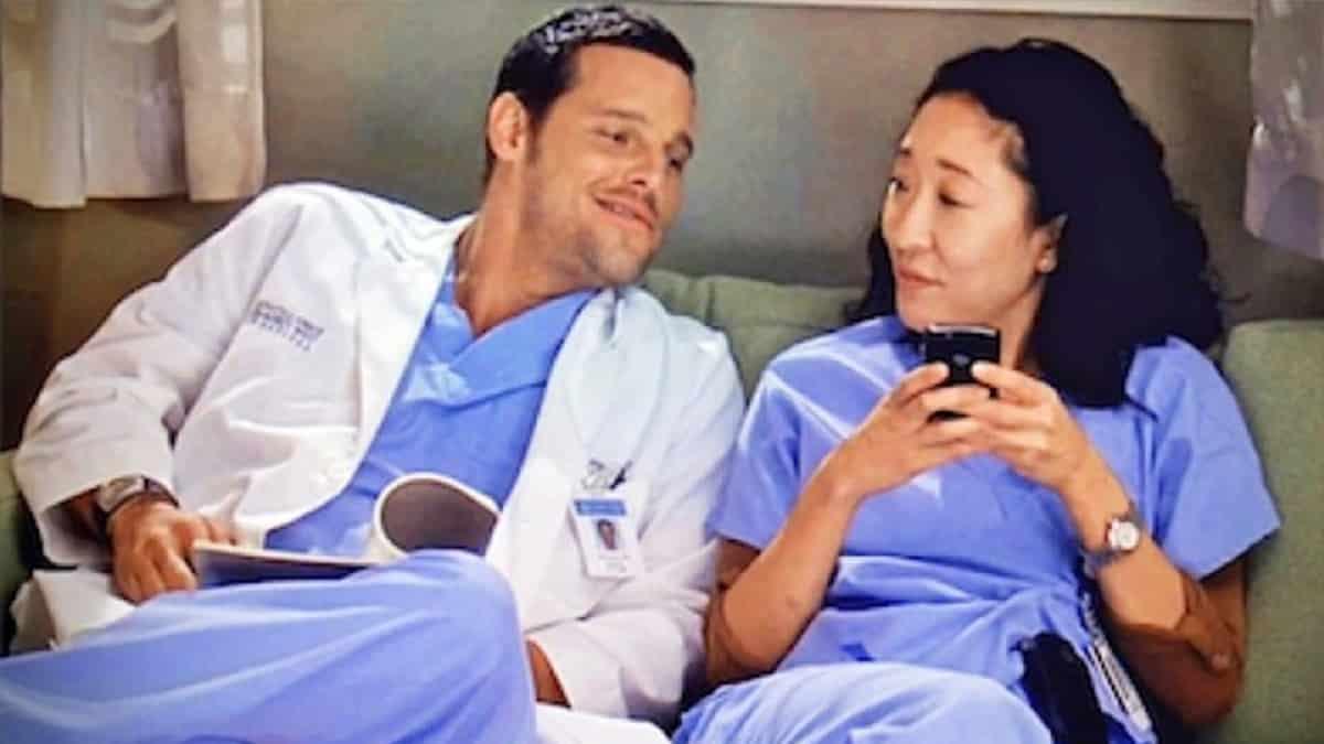 Grey's Anatomy: l'alchimie de ces deux personnages a séduit les fans !