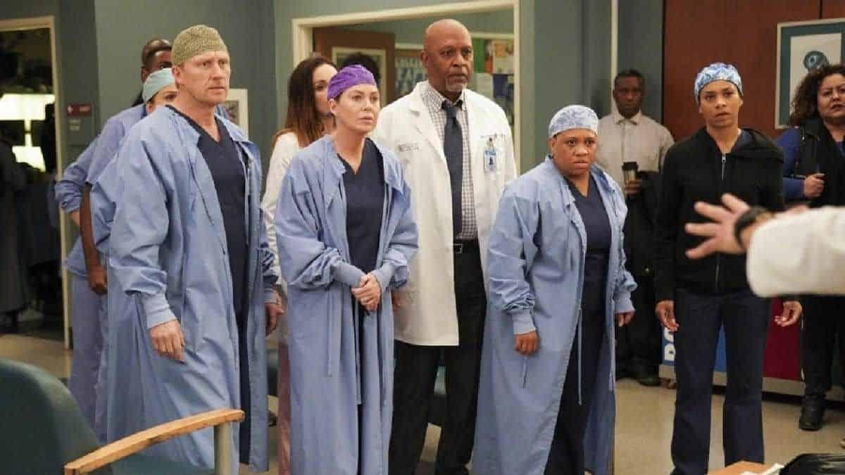 Grey's Anatomy saison 17: un final explosif entre mariage et rupture !